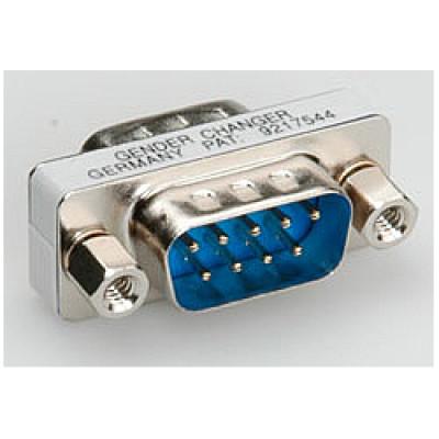 Roline adapter DB9 M/M (mini Gender Changer)/ 12.03.2025